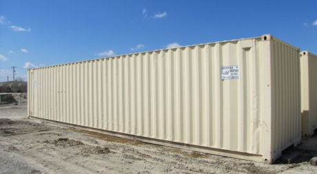 40′ Storage Container