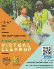 Keep Kern Beautiful flyer