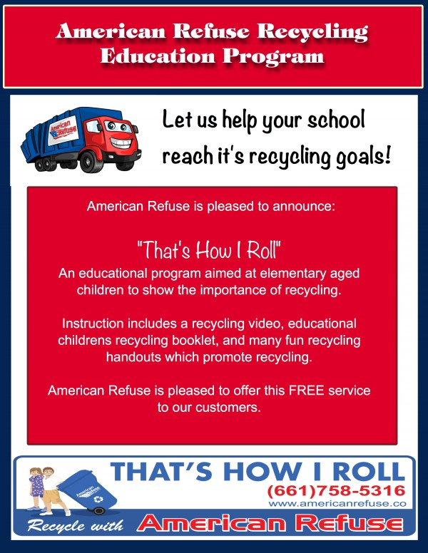 Education Program Flyer